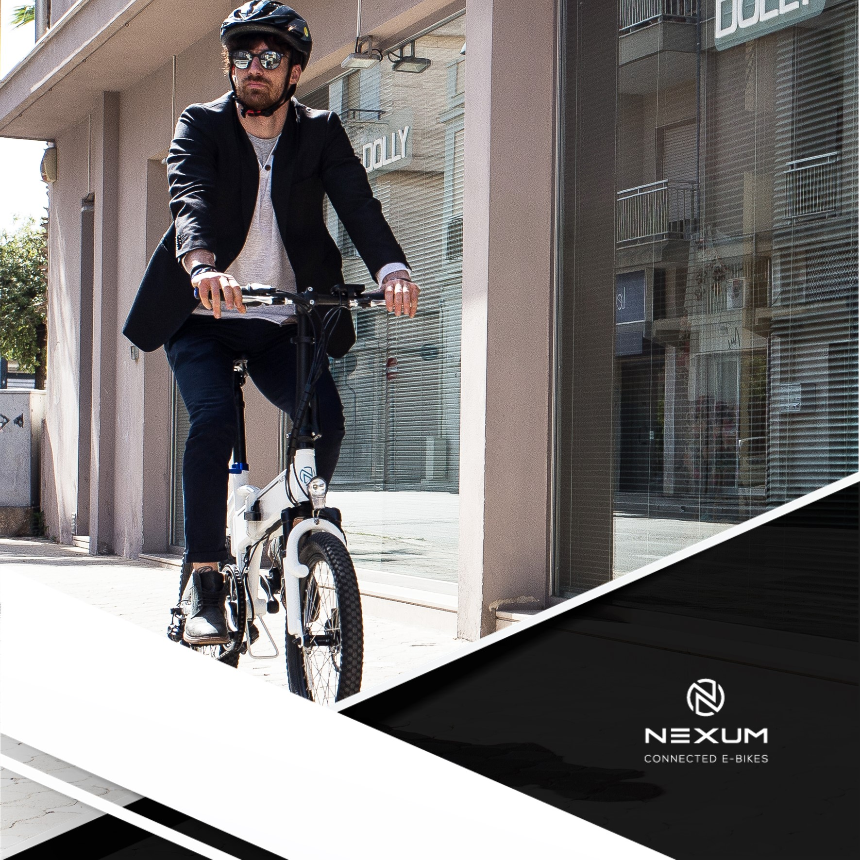 La Press italiana presenta le e-Bike Connesse NEXUM